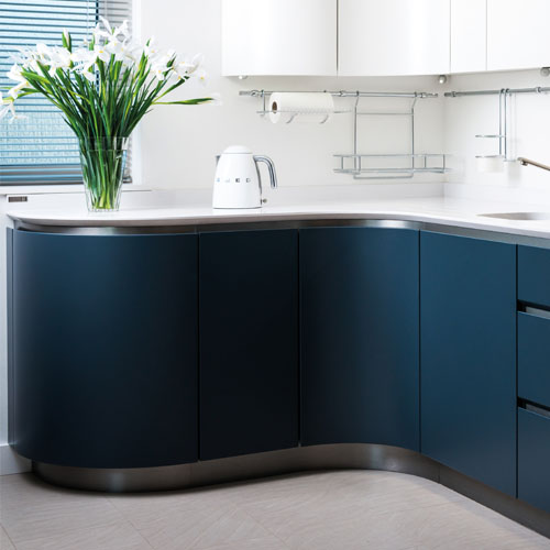 Luna Modern Kitchen Design